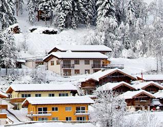 Ferienhaus Oberberg - Flachau