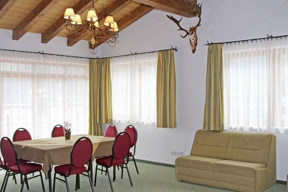 Ferienhaus Oberberg - Gemeinschaftsraum für Gruppen