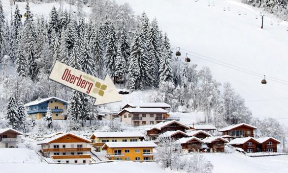 Ferienhaus Oberberg - Toplage an der Piste