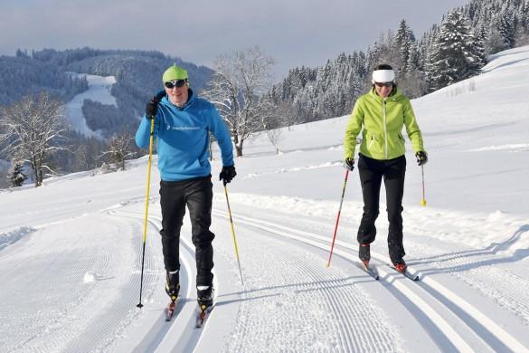Langlaufen - Flachau - Salzburger Land