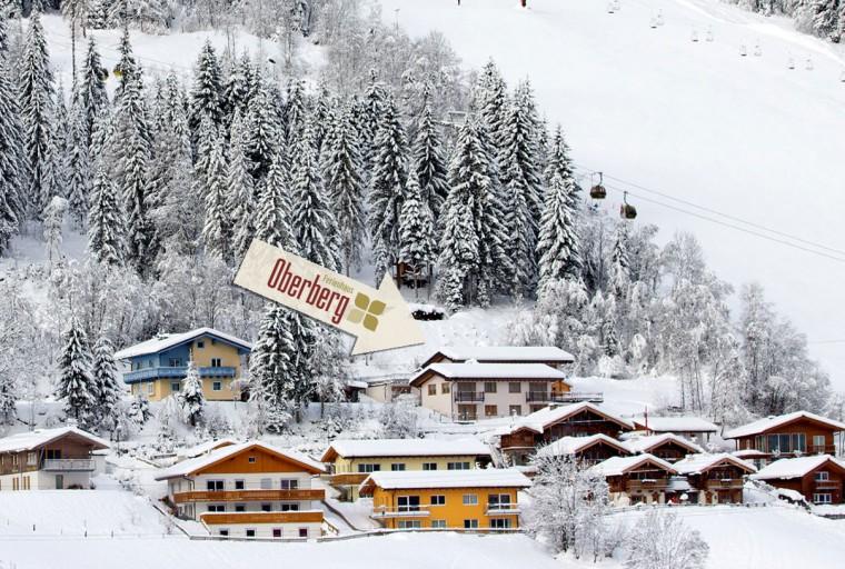 Ferienhaus Oberberg - direkt an der Piste